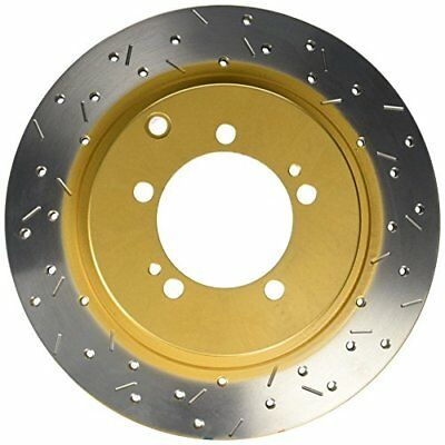 DBA 03-05 Evo 8 9 Rear Drilled /& Slotted 4000 Series Rotor 4419XS