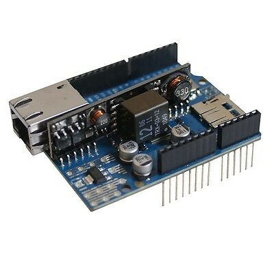 Arduino Ethernet Shield Rev3 WITH PoE Module A000075