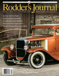 No-65-B-Newsstand-Cover-1931-Chevrolet-Coupe-RODDERS-JOURNAL