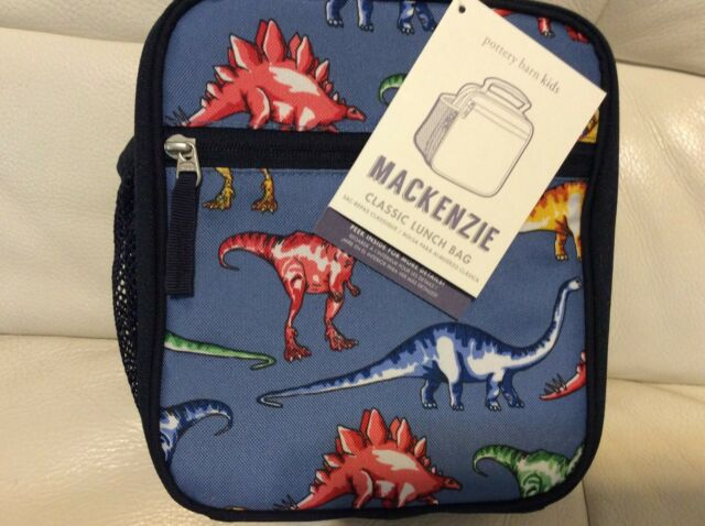 Pottery Barn Kids Mackenzie Classic Lunch Bag Multi Color