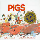 Pigs by Robert N Munsch (Hardback, 1992)