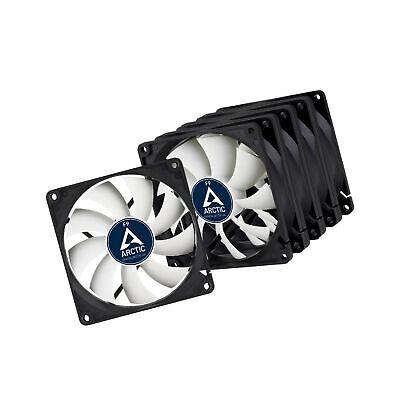 ARCTIC F8-80 mm Standard Case Fan Five Pack I Ultra Low Noise CoolerSile...