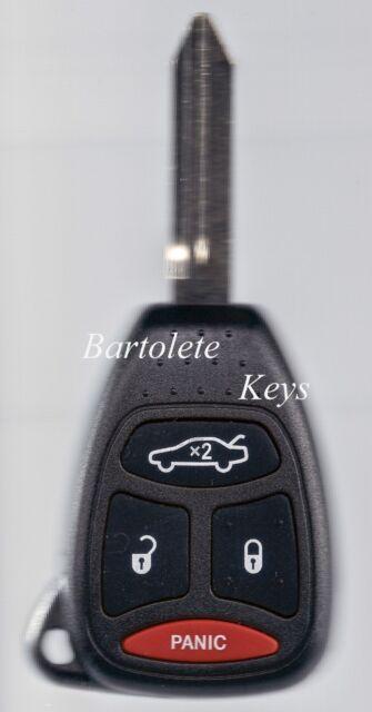 2008 dodge caliber key fob