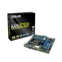 Brand Asus M5a78l-m/usb3 Socket Am3+ Motherboard Free Priority Shipping