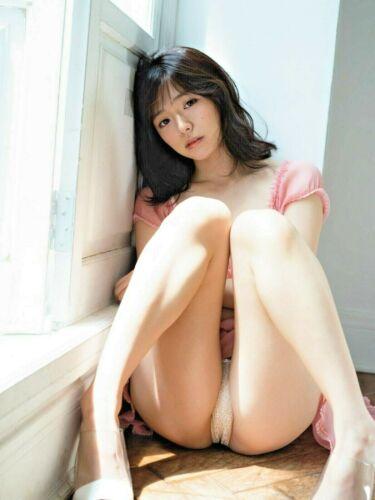 Tsubasa Hazuki Photo Book  Japanese Gravure Idol Model Yuki Aoyama 2020 Aug