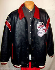 ROCAWEAR LEATHER Jacket/Coat***4XL***$650***EXCELLENT! 99.9% NEWBIE!