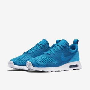 NEW Men's Nike Air Max Tavas Shoes Size: 9.5 Color: Heritage Blue
