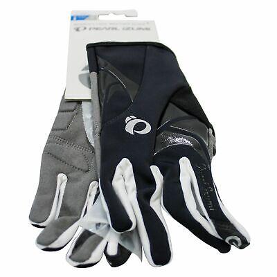 Pearl Izumi Cycling Gloves Women's Bike Bicycle CYCLONE Gel Black Sz L XL NEW