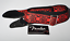 Fender-2-039-039-inch-Hip-Trip-Red-Black-Vintage-Style-Cloth-Guitar-Strap thumbnail 2