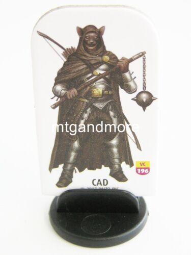 #196 Cad Villain Codex Box Pathfinder Battles Pawns Tokens