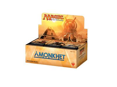 Amonkhet Booster Box Repack MTG Magic the Gathering Mythics Rares NM//M!!!