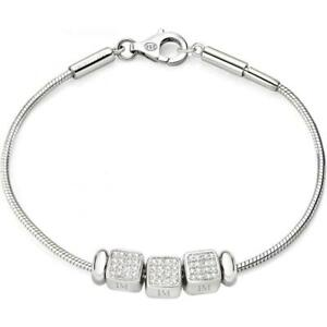 UBS84406 bracciale donna gioielli Guess Lovers Bangle trendy cod