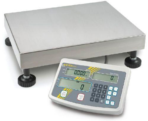 Piattaforma Scala Bilancia Pezzi Industriali Kern IFS 6K-3M : Non Calibrato