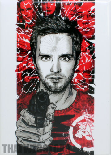 Breaking Bad Jesse Pinkman First Kill Refrigerator Magnet ~ Officially Licensed