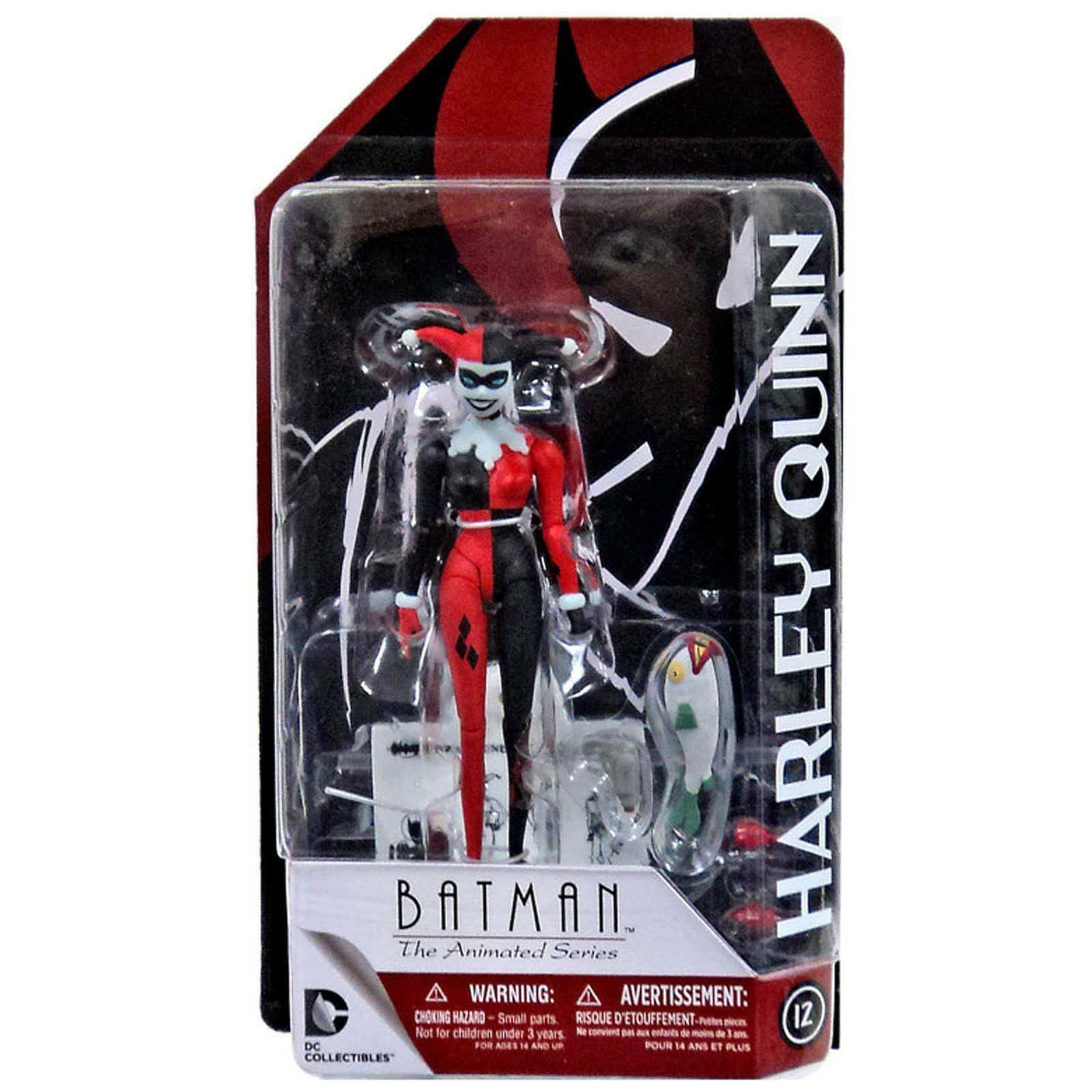 Batman The Animated Series New Adventures Action Action Action Figure Batwing - DC Comics 5c020d
