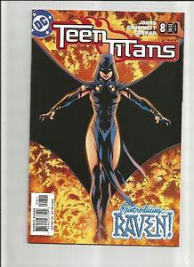 Teen-Titans-8-2004-1ST-FULL-APPEARANCE-RAVAGER-EXTREME-HIGH-GRADE