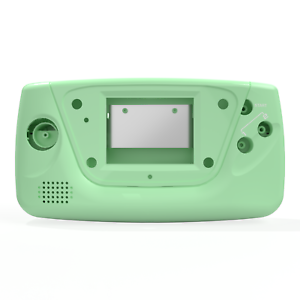 Game-Gear-Shell-Case-Sega-Light-Green-New-Replacement-RetroSix-ABS