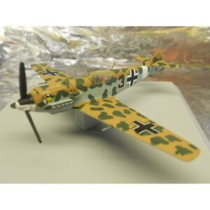 Armour-5301-BF-109-Luftwaffe-2-WW-Aces-Metal-1-100-Scale