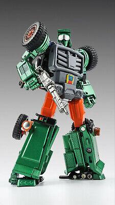 NEW X-TRANSBOTS Transformers MM-VIII Arkose Beachcomber Figure In Stock