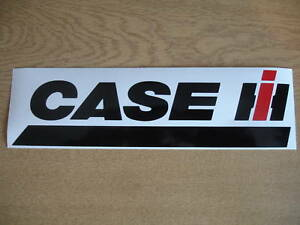 Details about CASE IH Sticker, Plant Tractor Combine Baler