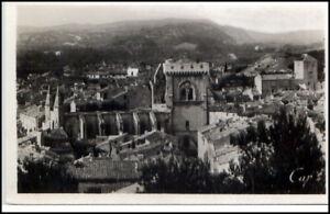 CPA-France-1940-50-Villeneuve-les-Avignon-Rhone-Eglise-alte-Postkarte