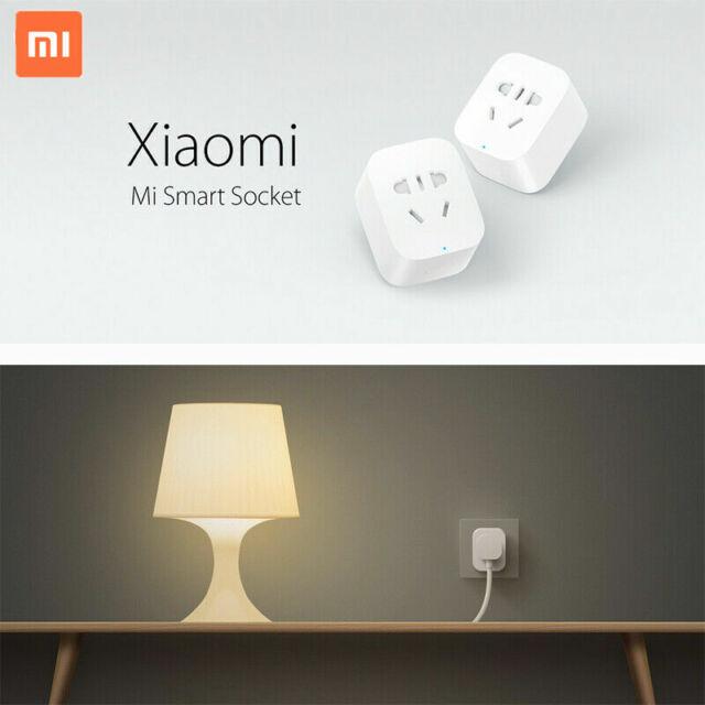 Genuine Xiaomi Mi Smart WiFi Socket Daily Us Remote Control Timer Power Plug B@