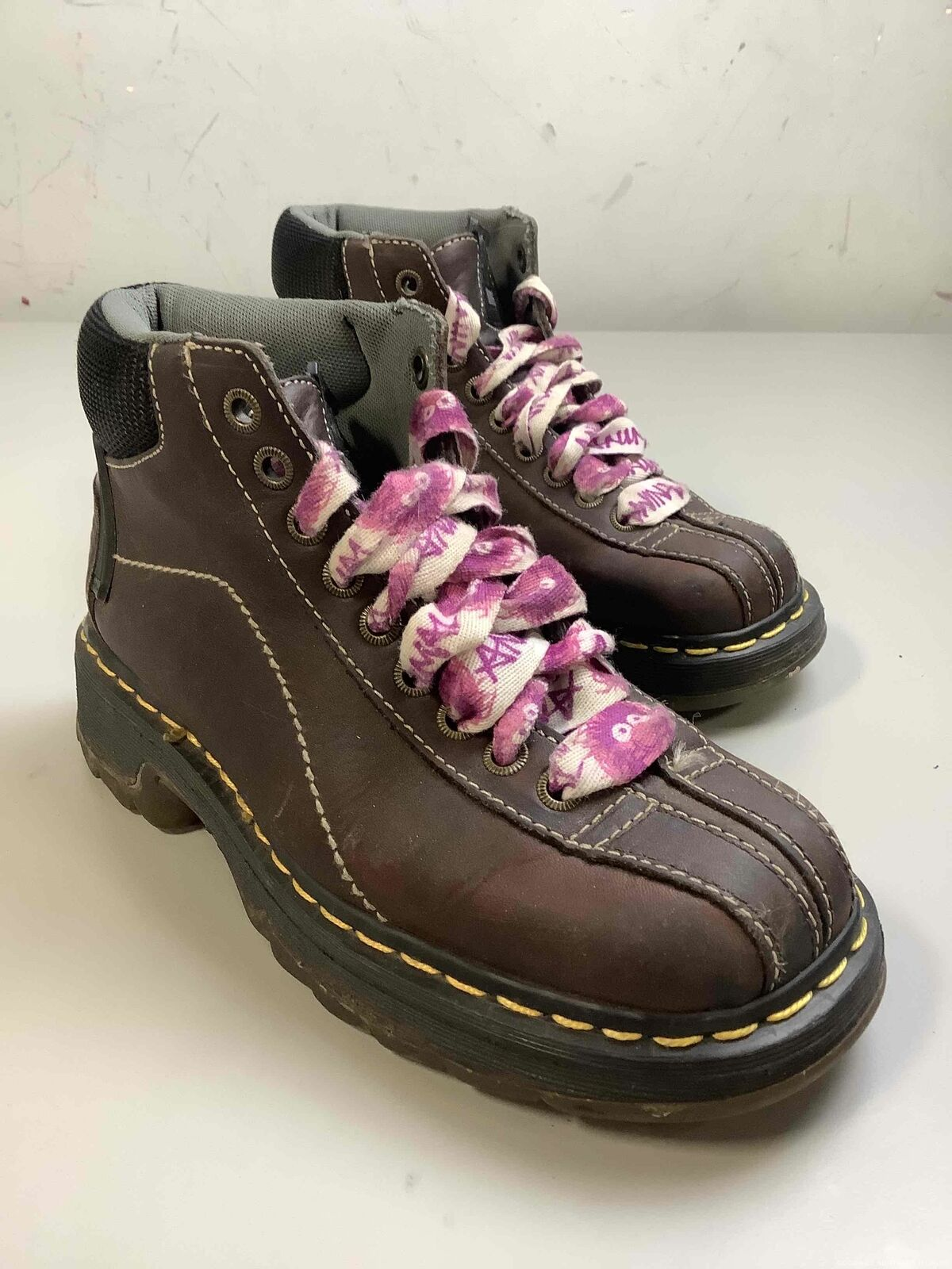 Dr. Martens Work Mens Calamus Non-Metallic the Best Electrical Risk Composite Toe 7-Eye Boot