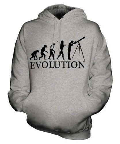 Astronomie Evolution Of Man Unisex Kapuzenpullover Herren Damen Geschenk