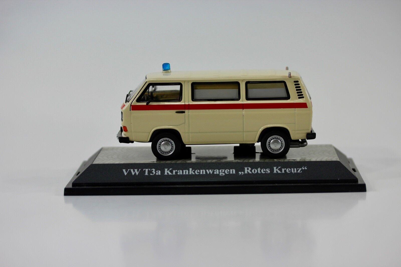 Volkswagen T3A DRK Ambulance German Red Cross Premium Classixx 11461
