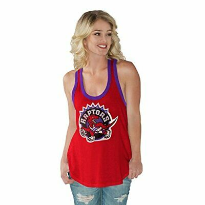 GIII For Her NBA Womens Power Play Color Block Tank Top