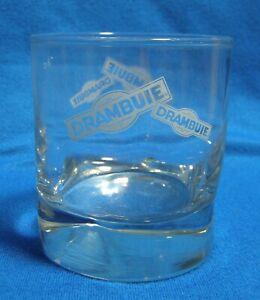 Drambuie Scotch Whisky Liqueur Double Rocks Cocktail Glass