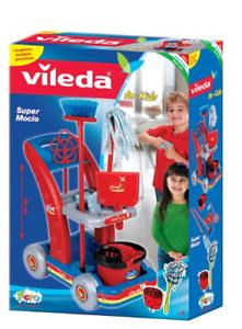 Trolley Vileda Set Pulizia Lavori Domestici La Nuova Faro 6770