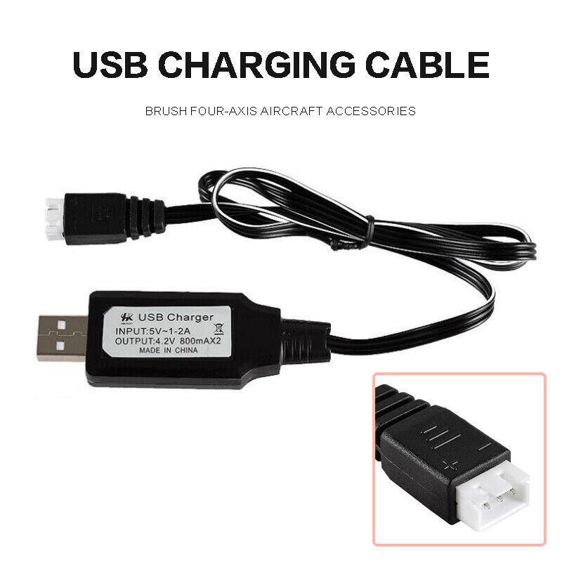 RC USB Charging Cable for SYMA X8C X8G X8HW RC Drone Quadcopter Spare Parts