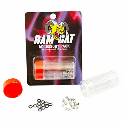 100/125 Grain Silver Obedient Ramcat Accessory Pack