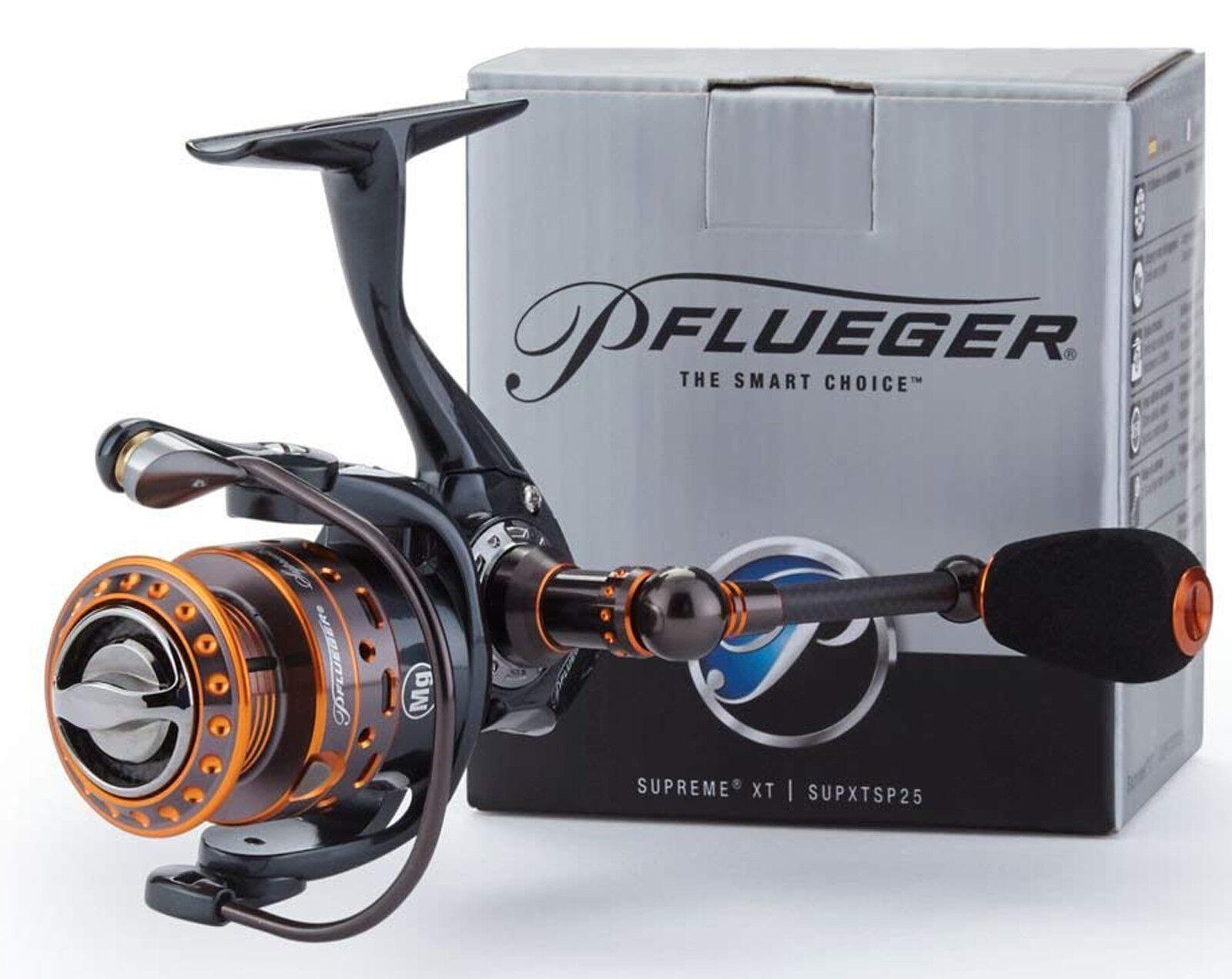 Pflueger SUPXTSP35X XT Supreme XT SUPXTSP35X Spinning Reel bb9ef5