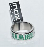 Licensed Soa Sons Of Anarchy Sambel Stainless Steel Spinner Ring - Size 10