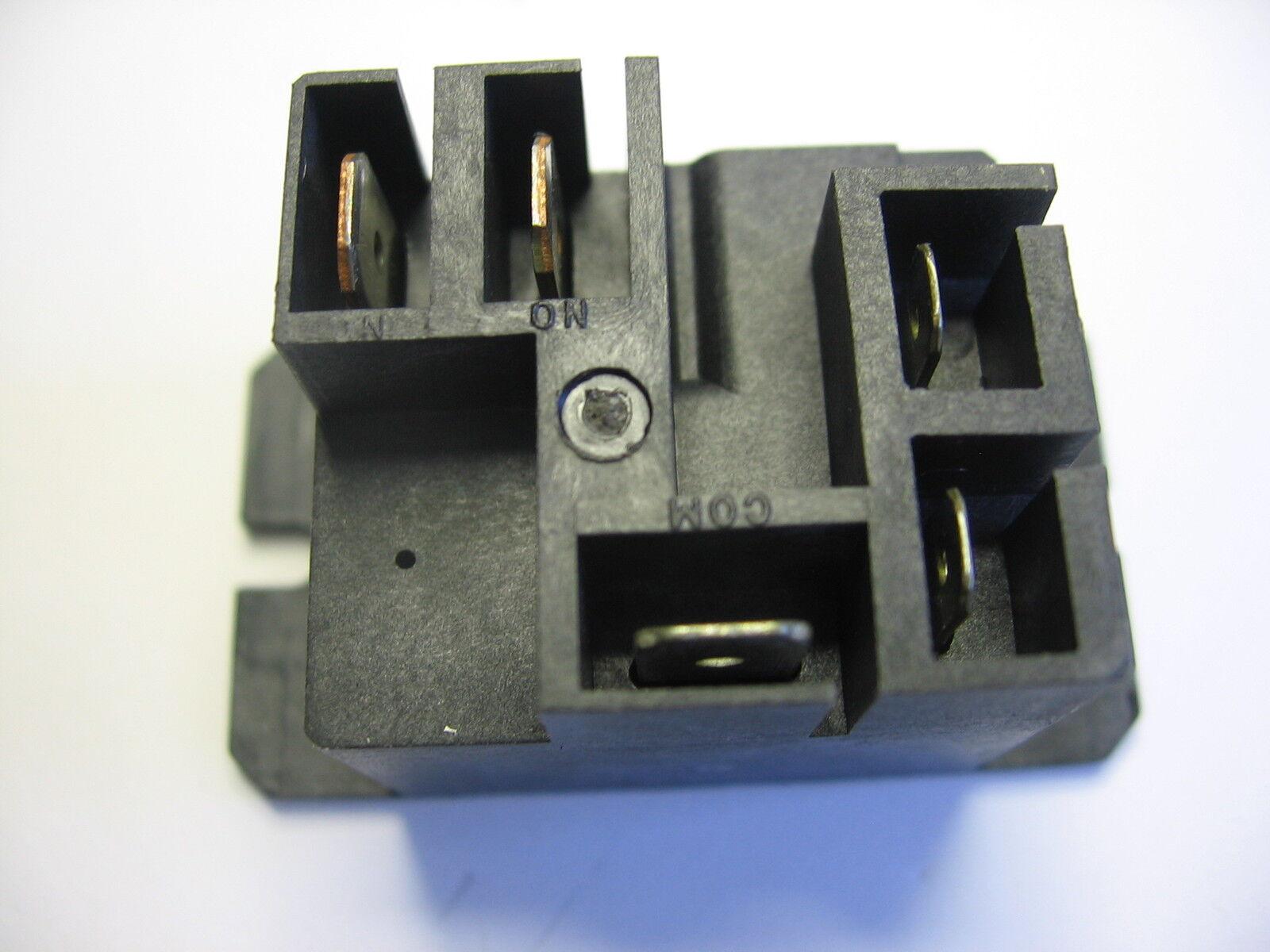 TE CONNECTIVITY // POTTER /& BRUMFIELD T9AP1D52-48 POWER RELAY 48VDC SPST-NO FLANGE 30A