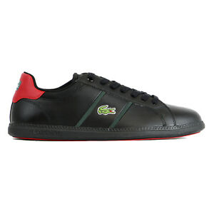 6403e79575cb Details about Lacoste Graduate Shoes - Mens