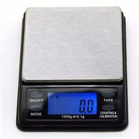 Us Balance Minibench Digital Pocket Scale 1000g X 0.1g G, Oz, Gn, Ct, Ozt, Dwt