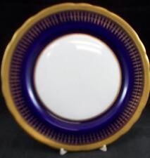 Aynsley GEORGIAN COBALT SMOOTH Salad Plate Bone China 7348 GREAT CONDITION