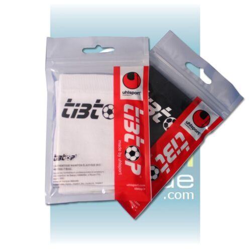 UHLSPORT Tib Top Maintien Elastique Protège Tibias PROTECTION Générique Support