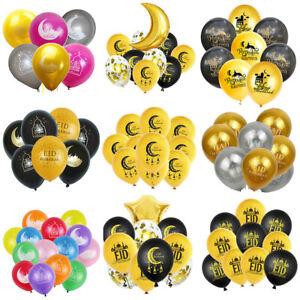Islam-Ramadan-Mubarak-Eid-Mubarak-Decor-Balloons-Bunting-MultiColour-Kids