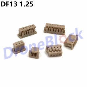 20-PCS-DF13-1-25mm-Connector-for-Pixhawk-PX4-apm2-x-GPS-Telemetry-OSD
