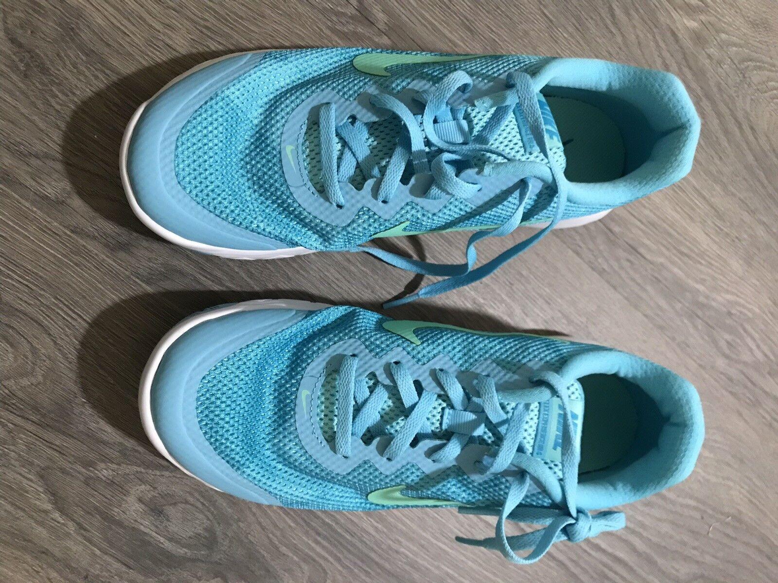 Nike Wonens shoes shoes shoes Size 8 bluee 787445
