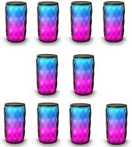 Wholesale-lot-of-10-Night-Light-Bluetooth-Speaker-SHAVA-Jewel-Portable-Wireless