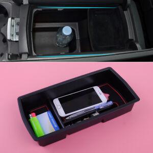Armlehne-Aufbewahrungsbox-fuer-Peugeot-3008-GT-2017-Mittelkonsole-Box-Behaelter