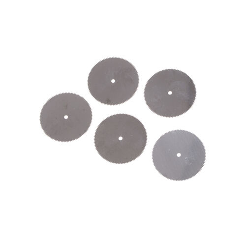 5Pcs 32mm Stainless Steel Saw Slice Metal Cutting Disc Rotary Tools Nice FO