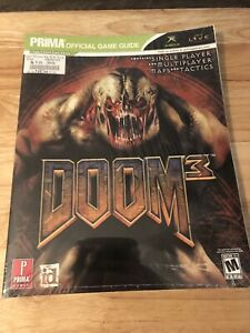 Doom-3-Xbox-Prima-Official-Game-Guide-by-Stratton-Bryan-BRAND-NEW