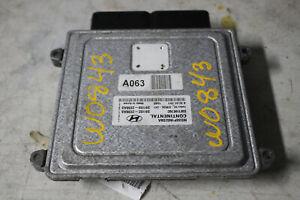 12-13 HYUNDAI ELANTRA SDN 1.8L AUTO ECU ECM COMPUTER 39102-2EMN3