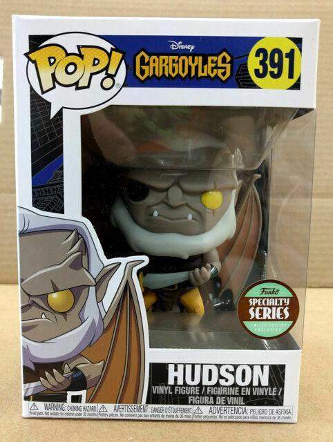 Funko Pop Disney Gargoyles Hudson Vinyl Figure